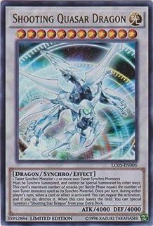 YU-GI-OH! - Shooting Quasar Dragon (LC05-EN005) - Legendary Collection 5D's - Limited Edition - Ultra Rare