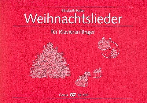 Christmas Carols for Piano Beginners