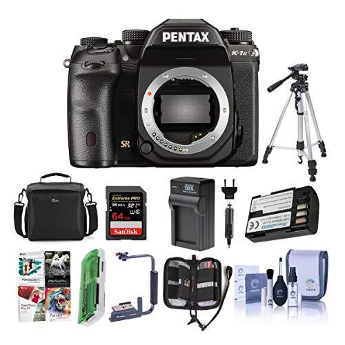 Pentax K-1 Mark II DSLR Camera (Body Only)- Bundle...
