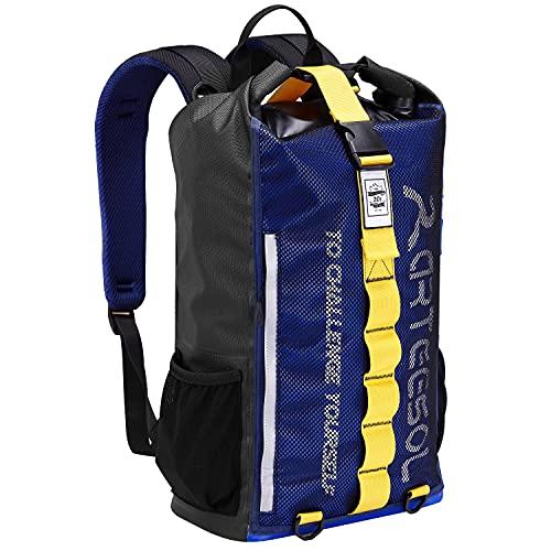 arteesol Waterproof Backpack 20L, roll top Backpack, Dry Bag Backpack,Marine Bag