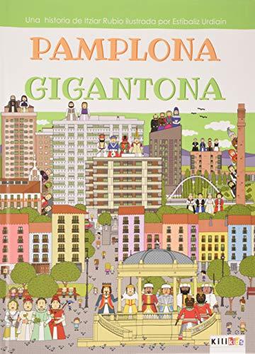 Pamplona Gigantona