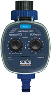 AQUA CONTROL C4099O Programador de riego, Azul Oscuro