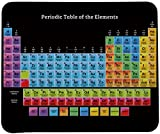 Periodic Table of Elements Mouse Pad by VIVIPOW