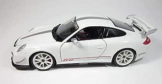 Porsche 911 GT3 RS 4.0 Diecast 1/18 scale model by Bburago Plus