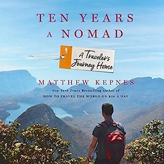 Page de couverture de Ten Years a Nomad