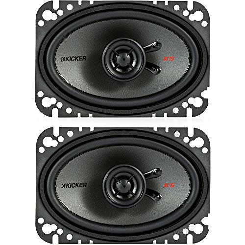Best 4x6 car speakers review 2021 - Top Pick
