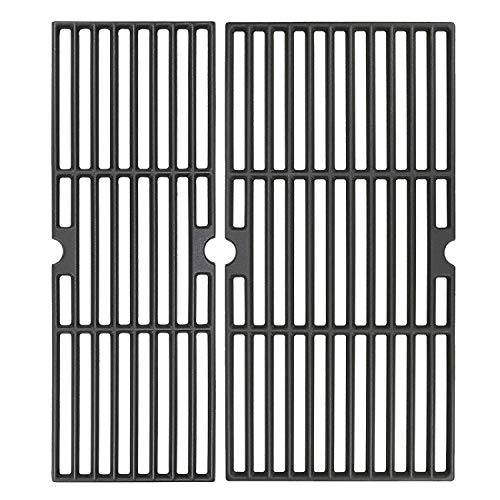 Hisencn Grill Grates Replacement for Charbroil Performance 2 Burner 463625217, Performance 300 2-Burner Cart Liquid Propane, 18
