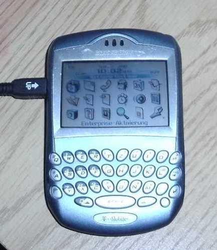 Blackberry 7290 T-Mobile Smartphone Prosumer