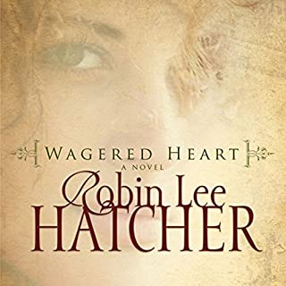 Wagered Heart audiobook cover art