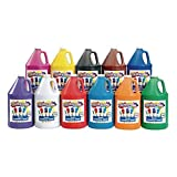 Colorations Simply Tempera Paint, 11Color Variety...