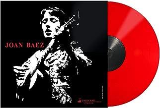 Joan Baez - Joan Baez Red Color 180g Exclusive Vinyl LP