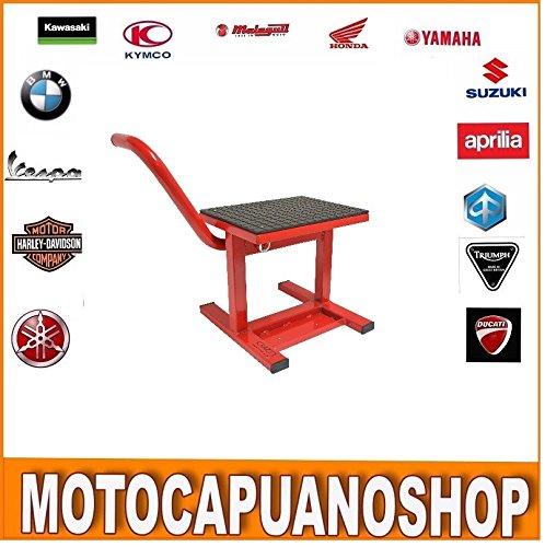 Cavalletto Moto Alzamoto Centrale Cross Enduro MTX Motard Universale offroad