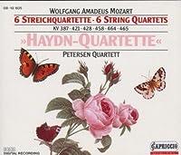 Mozart 6 String Quartets