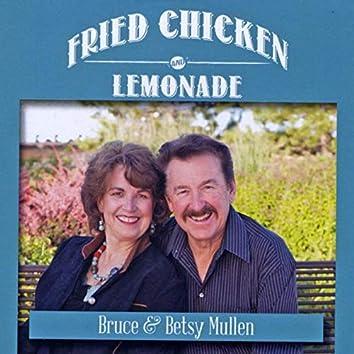 Fried Chicken and Lemonade
