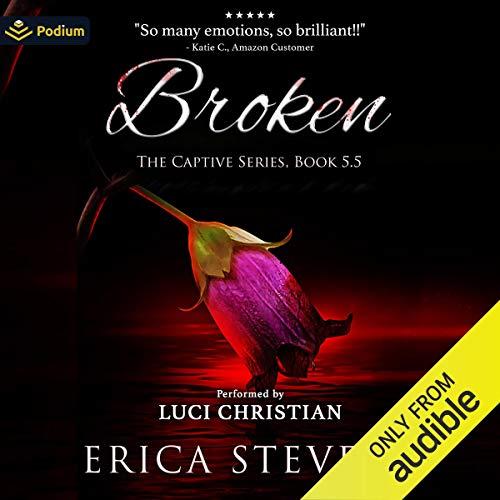 Couverture de Broken