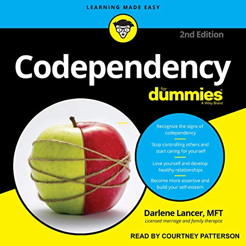 Page de couverture de Codependency for Dummies, 2nd Edition
