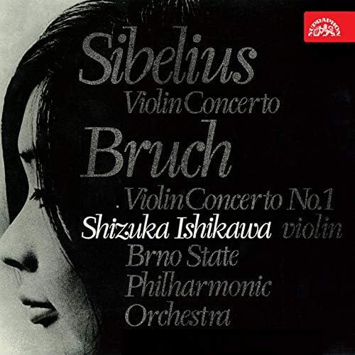 Shizuka Ishikawa, Jiří Bělohlávek, Brno Philharmonic Orchestra