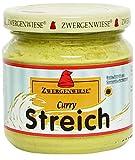 Pasta de girasol al curry (sin gluten) BIO 180 g - ZWERGENWIESE