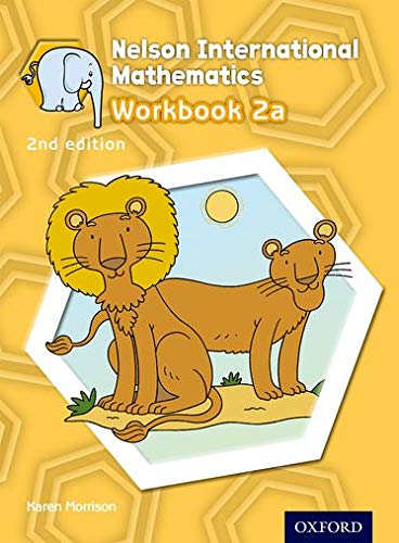 Nelson International Mathematics 2A Wb - 2Nd Ed: Vol. 2/A