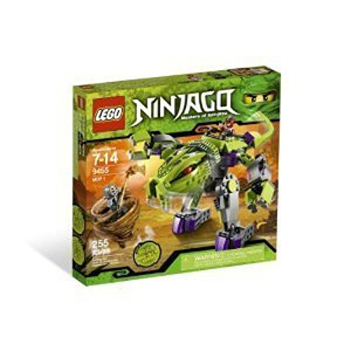 LEGO Ninjago Set #9455 Fangpyre Mech
