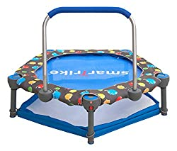 smarTrike 910-1100 - Jump trampoline 90 cm, 3 in 1