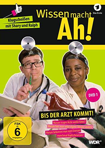 DVD 1: Bis der Arzt kommt!