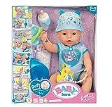 Baby Born - 30880 - Poupon Interactif Garçon Baby Born - 9 fonctions et 11 accessoires inclus