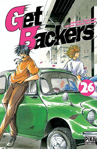 Get Backers T26