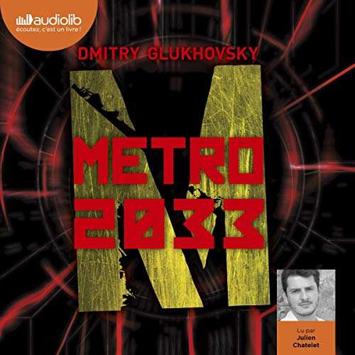 Métro 2033 cover art