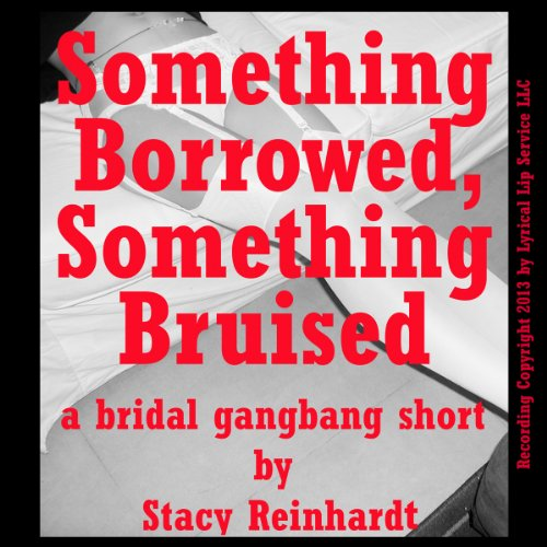 Something Borrow, Something Bruised audiobook cover art