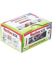 Fischer Duo Power universele pluggen, afmeting 6 x 30 mm, verpakking van 100 stuks,
