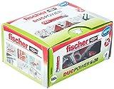 fischer 104460101 Taco Duopower 6x30 DIY/Caja 100 Ud