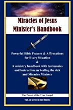 Miracles of Jesus Minister's Handbook: Color Version