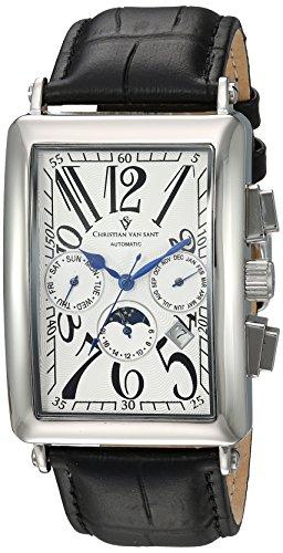 Christian Van Sant Herren analog Uhr CV9131