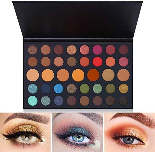 Sombras Maquillaje Metalico marca AVEDISTANTE