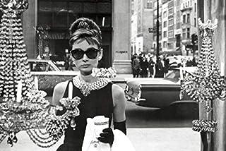 Grupo Erik Editores Audrey Hepburn-Tiffanys Window Poster, 36 x 24