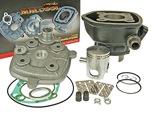 Zylinder Kit MALOSSI Sport 70ccm / 10mm - YAMAHA Aerox 50 Cat (ab Bj. 2003) Typ:SA14