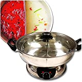 Sonya Shabu Shabu Hot Pot Electric Mongolian Hot...