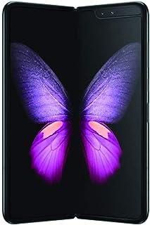 Samsung Galaxy Fold 5G Model SM-F907N / 512GB / Unlocked SIM フリー (Cosmos Black) (SB Mobile限定特典2点)