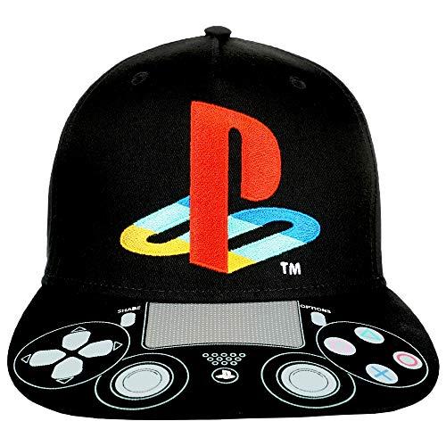Gorra juvenil Playstation Snapback