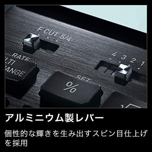 『カシオ CASIO プレミアム電卓 12桁 ブラック S100』の4枚目の画像