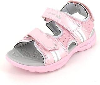 Geox VANIETT Girl J926AB Fille Sandales,Sandales de Trekking, Sandales d'outdoor,Lassie Sandale d'extérieur,Sandale de Spo...