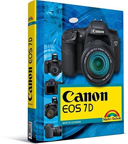 Canon EOS 7D - mit 12-seitiger Klappkarte