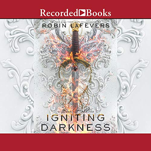Igniting Darkness audiobook cover art
