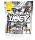 Muscletech Essential Series Platinum 100% Whey Supplement, Vanilla Cake, 3 Servings