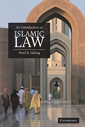 Cambridge University Press An Introduction To Islamic Law