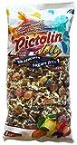 Pictolín Jelly 06731 - Caramelo de goma sabor frutas sin azúcar con edulcorantes, 1 kg