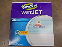 Swiffer Wet Jet Extra Power Pad Refills - 30 ct by USA [並行輸入品]