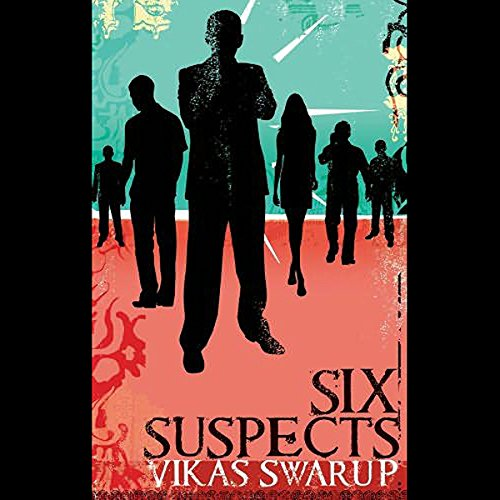 Six Suspects audiobook cover art