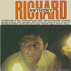 J'ENTENDS SIFFLER LE TRAIN- Richard Anthony